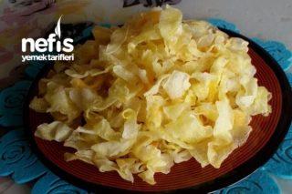 Ev Tipi Kıvrık Patates Cipsi Tarifi