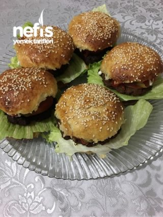 Evde Nefis Hamburger