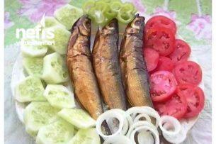 Kefal Balığın Közde Pişirilmesi (Azerice) Tarifi