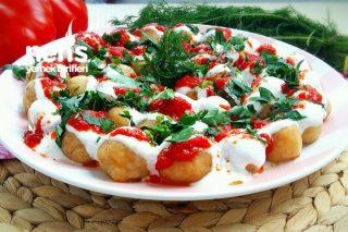 Nefis Patates Borani Tarifi