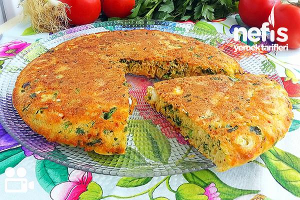 Peynirli Omlet Böreği Videosu Tarifi