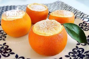 Portakallı Sufle Tarifi