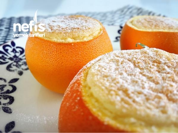Portakallı Sufle