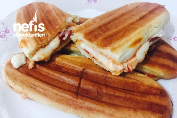Sandviç Ekmeğinden Tost