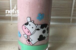 Light Çilekli Milkshake Tarifi