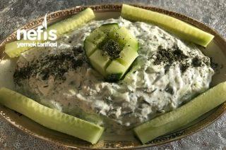 Salatalık Mezesi Tarifi