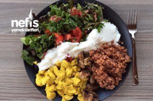 Sağlıklı Öğle Yemeği Tarifi