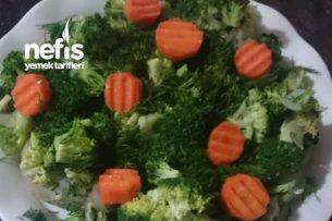 Brokolili Enginar Çanakları Tarifi