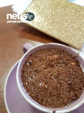 Çikolata İçelim