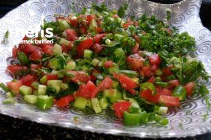Klasik Salata Tarifi