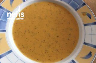 Kremalı Sebzeli Mercimek Çorbası Tarifi