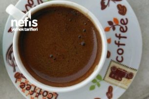 Türk Kahvesi Yapımı Tarifi