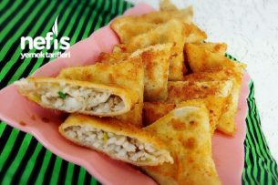 Nefis Pirinçli Çin Böreği Tarifi