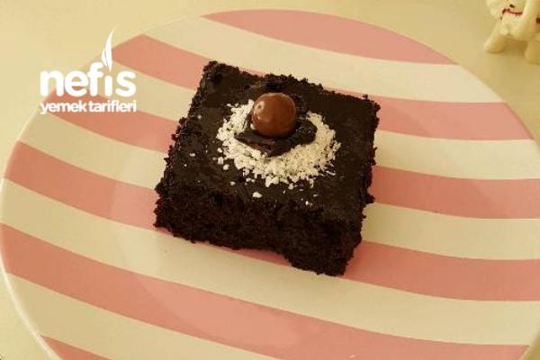 Çikolatalı Pratik Tatlı Tarifi Videosu
