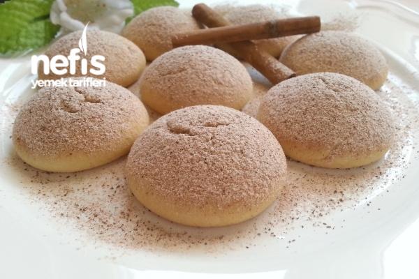 Tarçınlı Pastane Kurabiyesi Tarifi