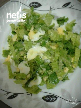 Yumurta Salatası 100 Kalori