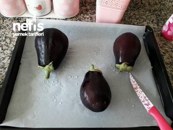 fırında bostan patlıcan kozlemesi
