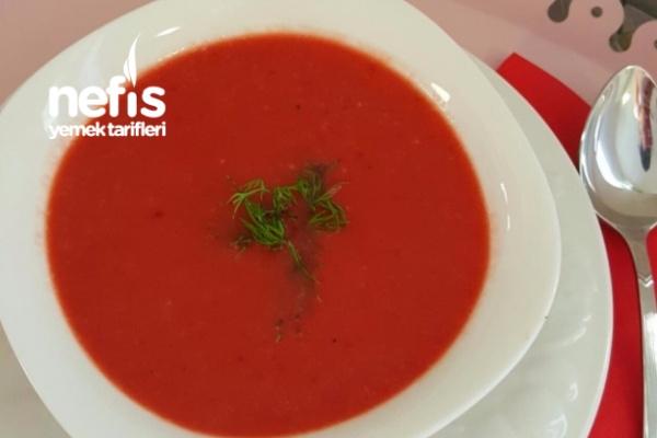 Kırmızı Pancar Çorbası Tarifi