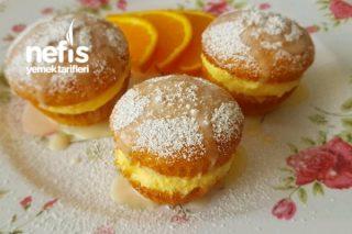 Portakallı Soslu Muffin Tarifi