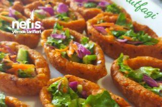 Salata Kayığı Tarifi