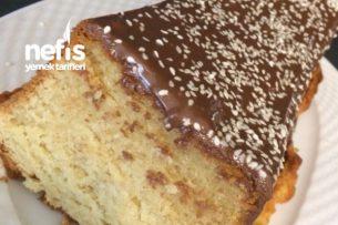 Tahinli Kek (Saftiger Kuchen Mit Sesampaste) Tarifi