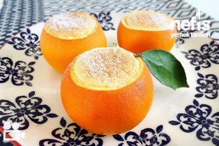 Portakallı Sufle Videosu Tarifi