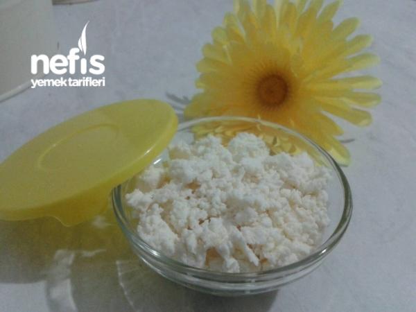 Tutmayan Yoğurttan Keçi Sütü Peynir Yapımı (+6)
