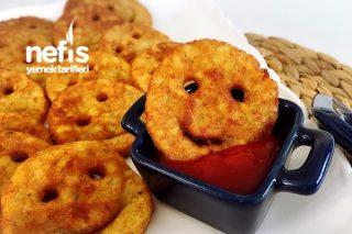 Gülen Yüz Patates Kızartması Tarifi