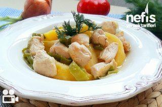 Şipşak Tavuklu Tencere Kebabı Videosu Tarifi