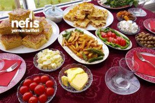 Balkonda Kahvaltı Keyfi Tarifi