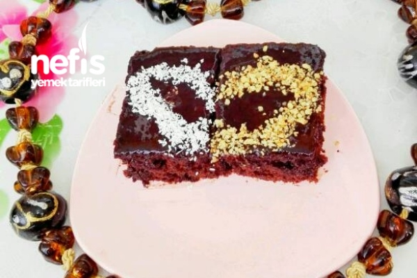 Browni Tadında Islak Kek