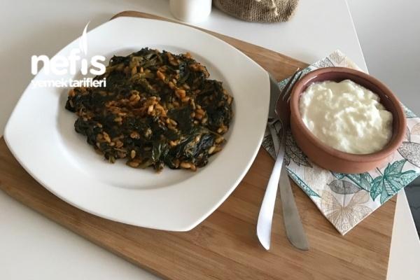 Ispanak Yemeği (Hem Diyet,hem Sağlıklı)