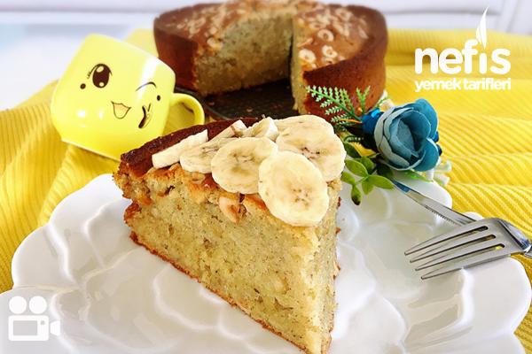 Muzlu Fındıklı Kek Videosu