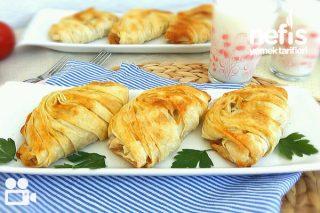 Patatesli Mantarlı İstiridye Böreği Videosu Tarifi