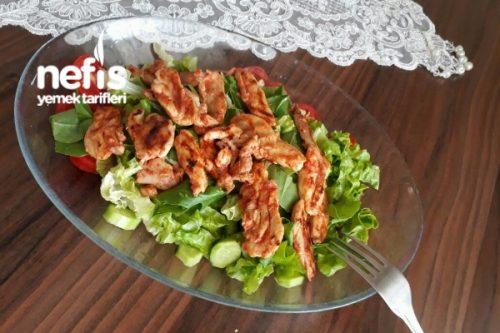 En lezzetli salata tarifi buluyoruz