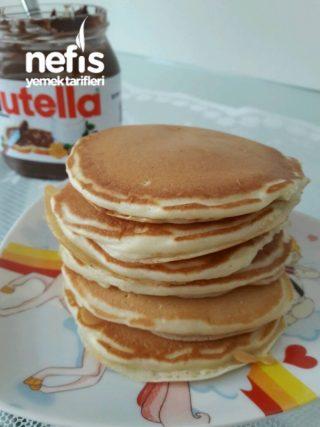 Buttermilk Pancake (yaptigim En İyi Pancake)