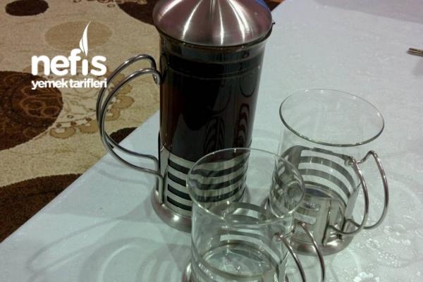 French Preste Filtre Kahve