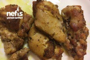 Pratik Körili Fırında Tavuk Kalça Tarifi