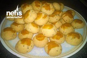 Çörek Otlu Minik Tuzlu Kurabiye Tarifi