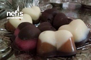 Renkli Çikolatalarım Tarifi