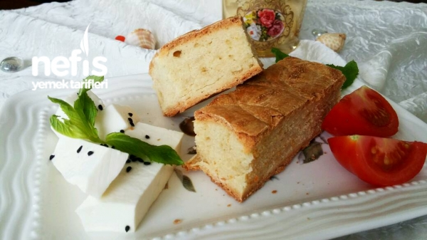Poğaça Ekmeği (Yöresel Lezzet)