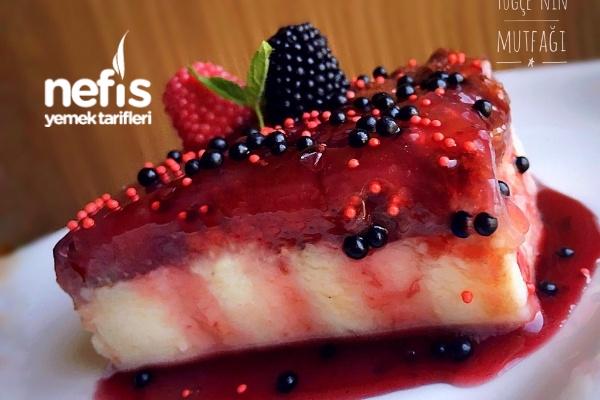 Muhteşem Yaz Pastası (Pratik ve Leziz) Tarifi