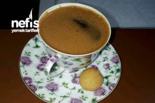 Kahve Yanı Kurabiyesi Tarifi