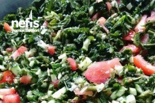 Kanser Önleyici Isırgan Otu Salatası Tarifi