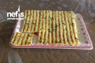 Tost Makinasinda Enfes Patates Köftesi Tarifi