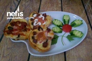 Bayat Ekmek Pizzası (Mis Gibi ) Tarifi