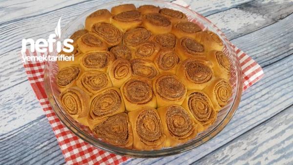 Haşhaşli Çörek Tarifi