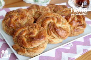 Haşhaşlı Şekerli Çörek Yapımı (Detaylı Videolu Anlatım) Tarifi