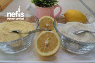 Kek ,Kurabiye, Pasta Ve Kremalar İçin Portakal Ve Limon Tozu Tarifi