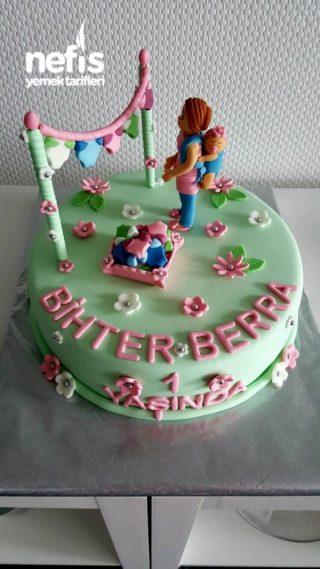 Şeker Hamurlu Pastaları Koruma Ve Muhafaza